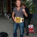 The Mother Lovers & Semmy Schilt bij Giel Beelen 18-08-2010