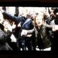Dikke vette party @ Serious Request Leeuwarden en live op NOS 3!!! vlnr: Danielle Wories, Jamila Op den Kamp, Timon Oldegberts, Melvin Hersevoort, Dennie Boxem, Anne Jan van Gelder