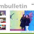 Ambelt Ambulletin januari 2015 cover