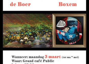 2018-03 Tamme de Boer & Dennie Boxem versie B